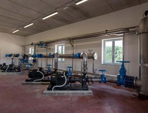 A Sossano si inaugura il nuovo acquedotto: acqua in arrivo dai pozzi di Vicenza